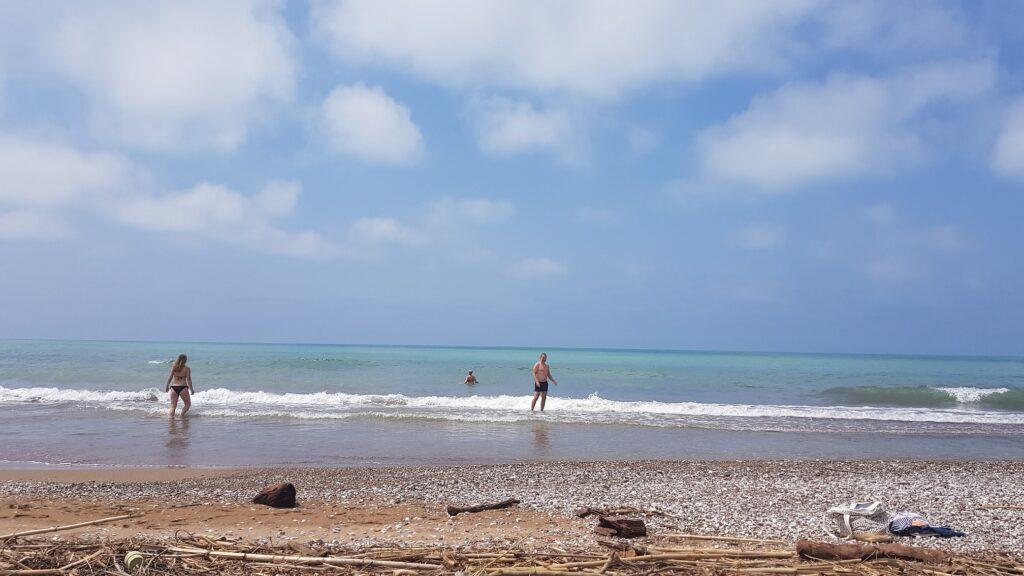 Strand von Elea