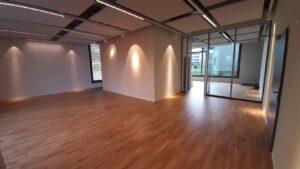 Yoga-Studio Raum