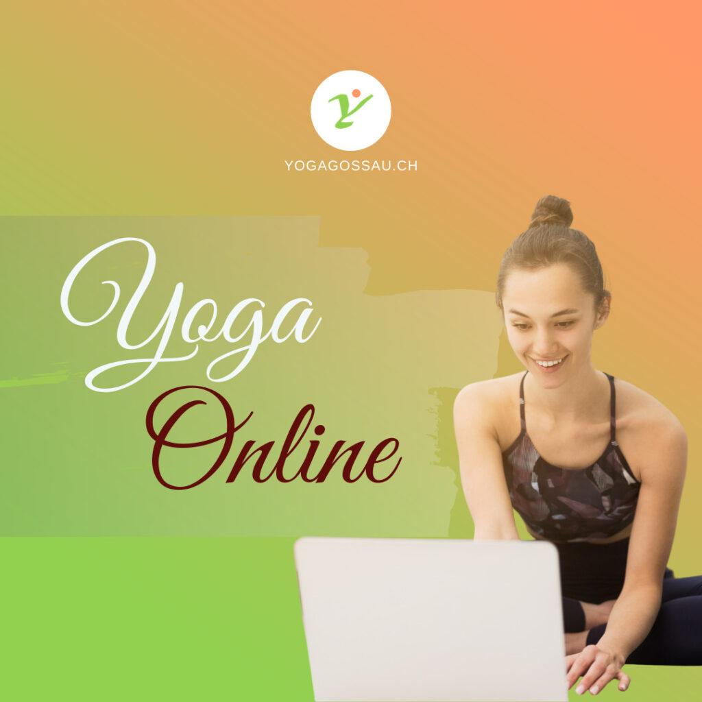 Yogagossau.ch Online