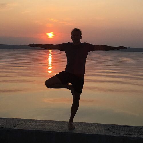 Yoga-Baum